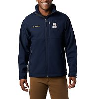 Men's Columbia Notre Dame Fighting Irish Ascender Softshell Jacket