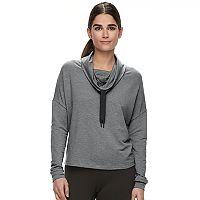 Women's Tek Gear® Cowlneck Sweatshirt