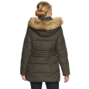 Women's Halitech Toggle Front Puffer Jacket