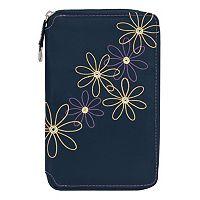 Travelon Safe ID Daisy RFID-Blocking Wallet