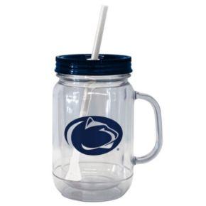 Boelter Brands Penn State Nittany Lions 20-Ounce Plastic Mason Jar Tumbler