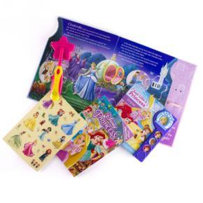 Disney Princess Read, Find & Play 3-Book Set