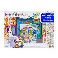 Baby Einstein Read, Explore & More Deluxe 8-Book Set