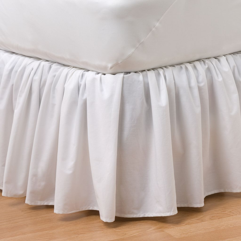 Home Classics® Ruffle Bedskirt - King