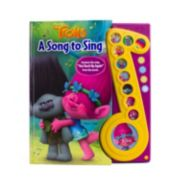 "Dreamworks Trolls ""A Song to Sing"" Play-a-Sound Book"