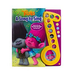 Dreamworks Trolls 'A Song to Sing' Play-a-Sound Book