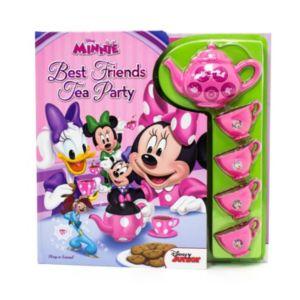 Disney's Minnie Mouse Best Friends Tea Party Book Set
