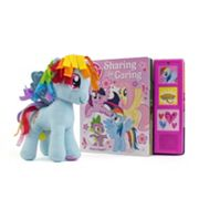 My Little Pony Sharing is Caring Rainbow Dash Play-a-Sound Book