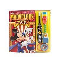 Disney's Mickey Mouse Clubhouse Mickey's Marvelous Magic Book