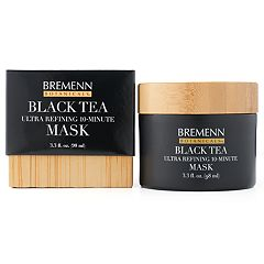 Bremenn Botanicals Black Tea Ultra Refining 10-Minute Mask