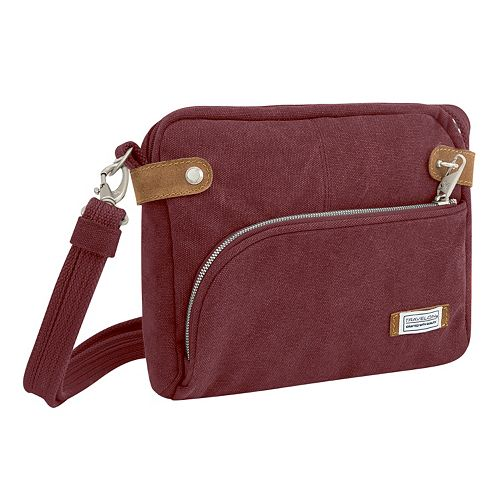 Travelon Anti-Theft Heritage RFID-Blocking Crossbody Bag