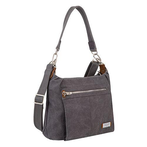 Travelon Anti-Theft Heritage RFID-Blocking Hobo Bag