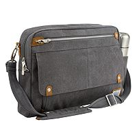 Travelon Anti-Theft Heritage RFID-Blocking Messenger Bag