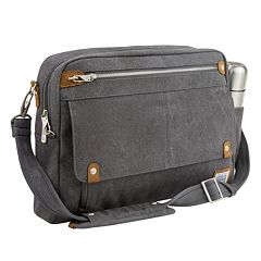 Travelon Anti-Theft Heritage RFID-Blocking Messenger Bag 6f6069f5d
