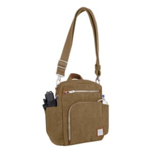 Travelon Anti-Theft Heritage RFID-Blocking Tour Bag