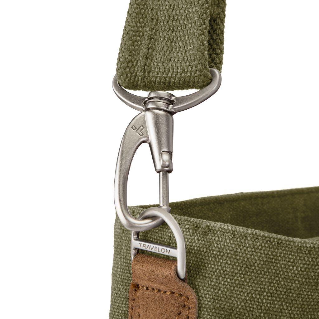 Travelon Anti-Theft Heritage RFID-Blocking Tote Bag