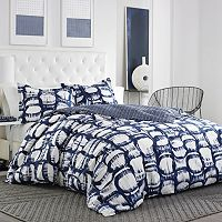 City Scene Liam Duvet Set