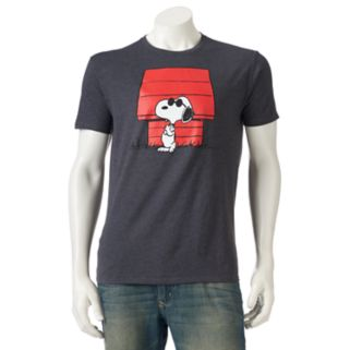 Men's Peanuts Snoopy Cool House Tee