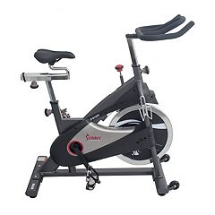 Sunny Health & Fitness Chain Drive Premium Indoor Cycling Bike (SF-B1509C)
