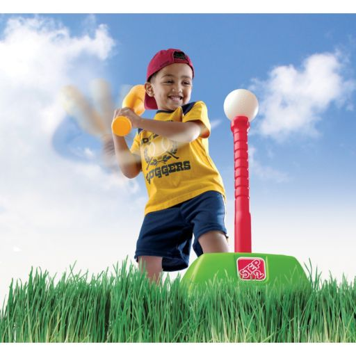 Step2 2-in-1 T-ball & Golf Set