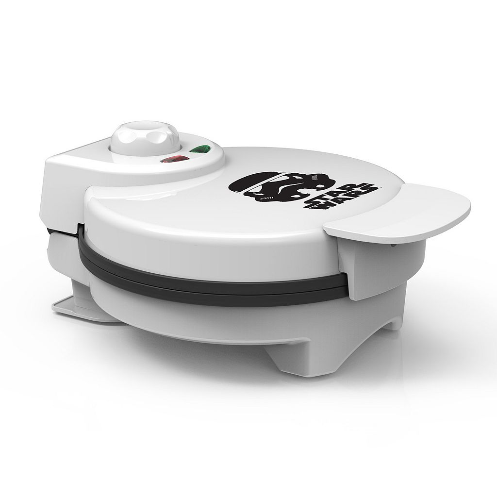 Star Wars Storm Trooper Waffle Maker by Pangea Brands