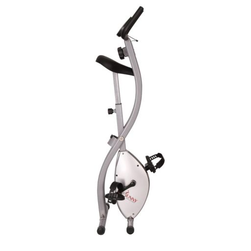 Sunny Health & Fitness Magnetic Folding Exercise Bike (SF-B2605)