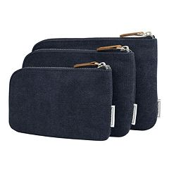 Travelon Heritage RFID-Blocking Pouch Set