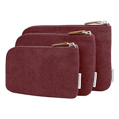 Travelon Heritage RFID-Blocking Pouch Set