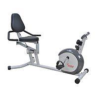 Sunny Health & Fitness Recumbent Bike (SF-RB4601)
