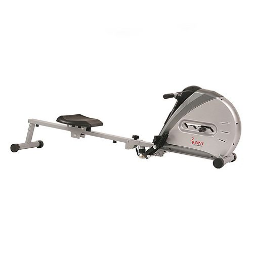 Sunny Health & Fitness Elastic Cord Rowing Machine (SF-RW5606)