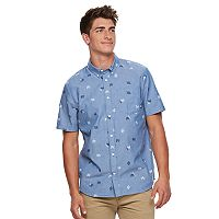 Men's Vans Birds Button-Down Shirt