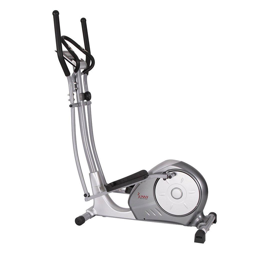 Sunny Health & Fitness Magnetic Elliptical Trainer (SF-E3608)