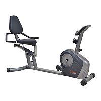Sunny Health & Fitness Extra Capacity Recumbent Bike (SF-RB4602)