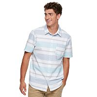 Men's Vans Monorail Button-Down Shirt