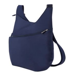 Travelon Anti-Theft Classic Drape Front Shoulder Bag