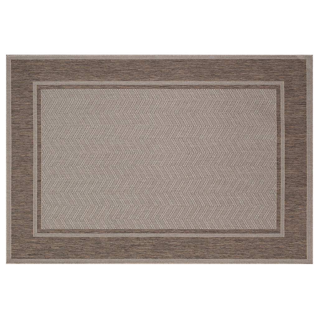 SONOMA Goods for Life™ Border Indoor Outdoor Rug