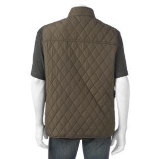 Men's Towne Diamond Quilted Vest