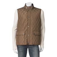 Men's Towne Diamond Quilted Vest