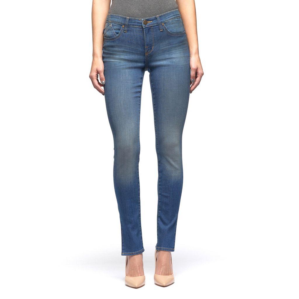 Women's Rock & Republic® Berlin Slit Skinny Jeans