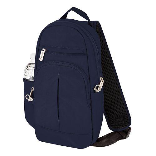 Travelon Anti-Theft Classic Crossbody Backpack