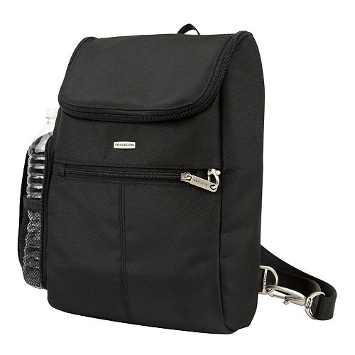 Travelon Anti-Theft Classic Convertible Shoulder Bag