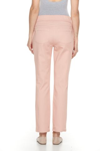 Women's Briggs Pull-On Straight-Leg Pants