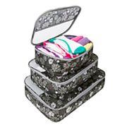 Travelon Luggage Packing Cube Set