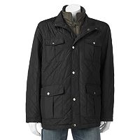 Men's Towne Quilted Field Coat