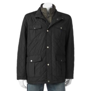 Men's Towne Quilted Field Coat