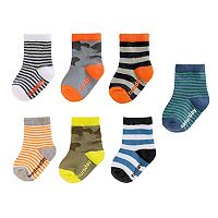 Boys 4-8 OshKosh B'gosh® 7-pk. Day of the Week Socks