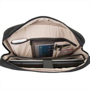 Travelon Anti-Theft Classic Plus RFID-Blocking Laptop Briefcase