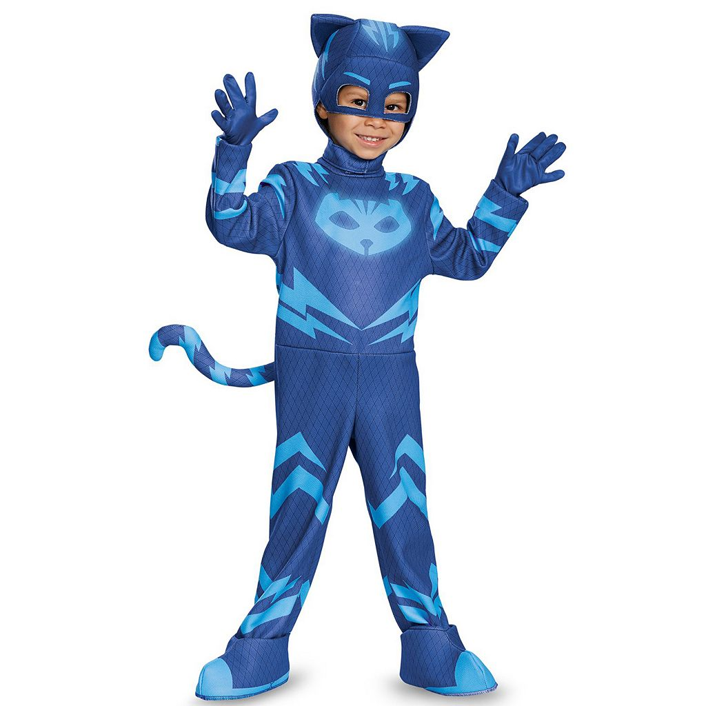 Kids PJ Masks Catboy Deluxe Costume