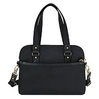 Travelon Anti-Theft LTD RFID-Blocking Satchel