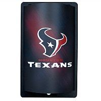 Houston Texans MotiGlow Light-Up Sign